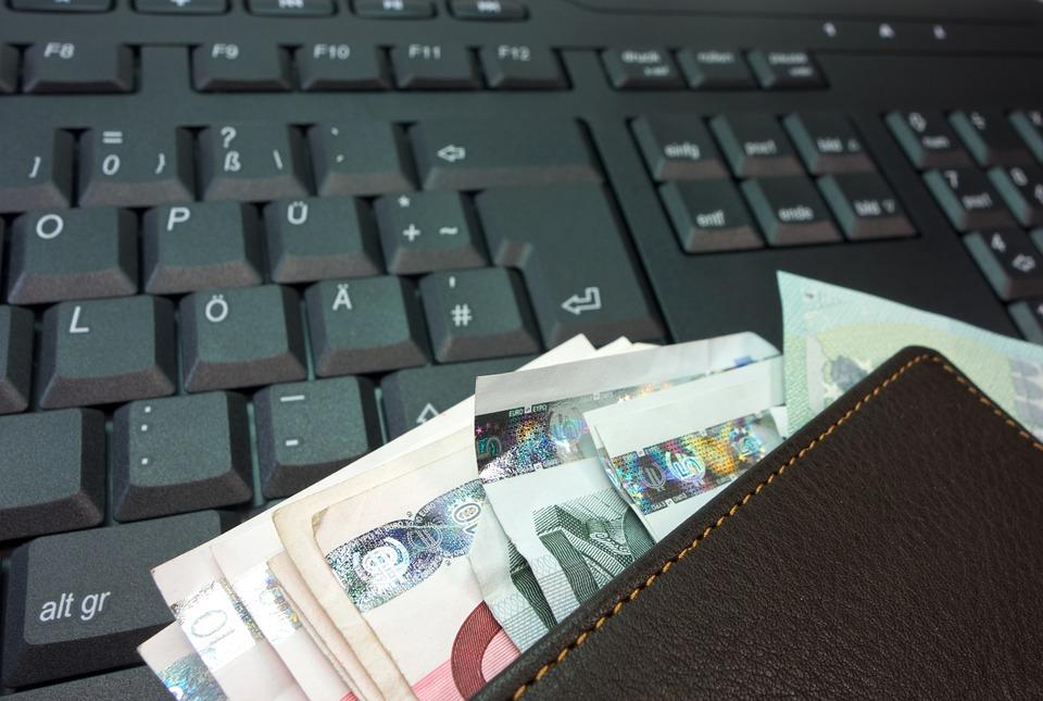 eura u počítač