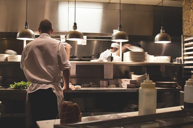 provoz kuchyně