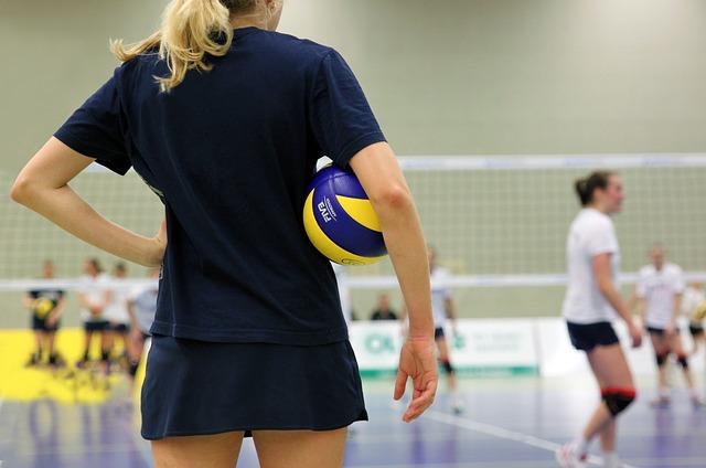 ženský volejbal