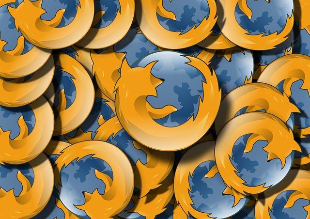 Loga Firefoxu