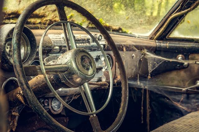 starý volant