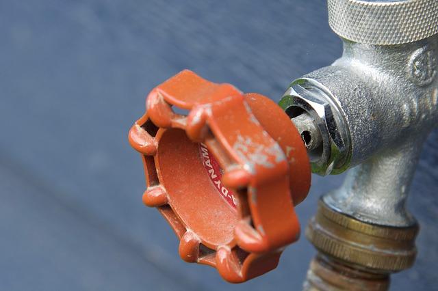 vodovodní ventil